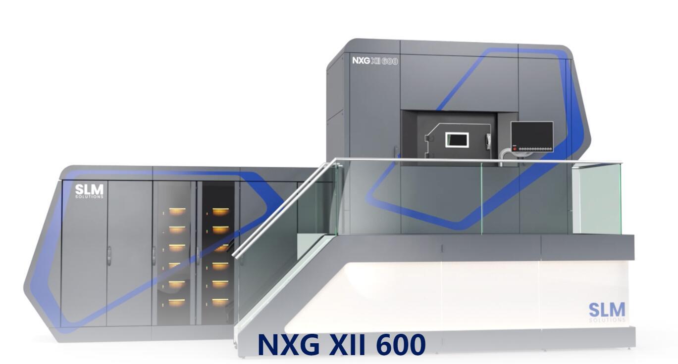 上千万元:SLM 12激光金属3D打印机