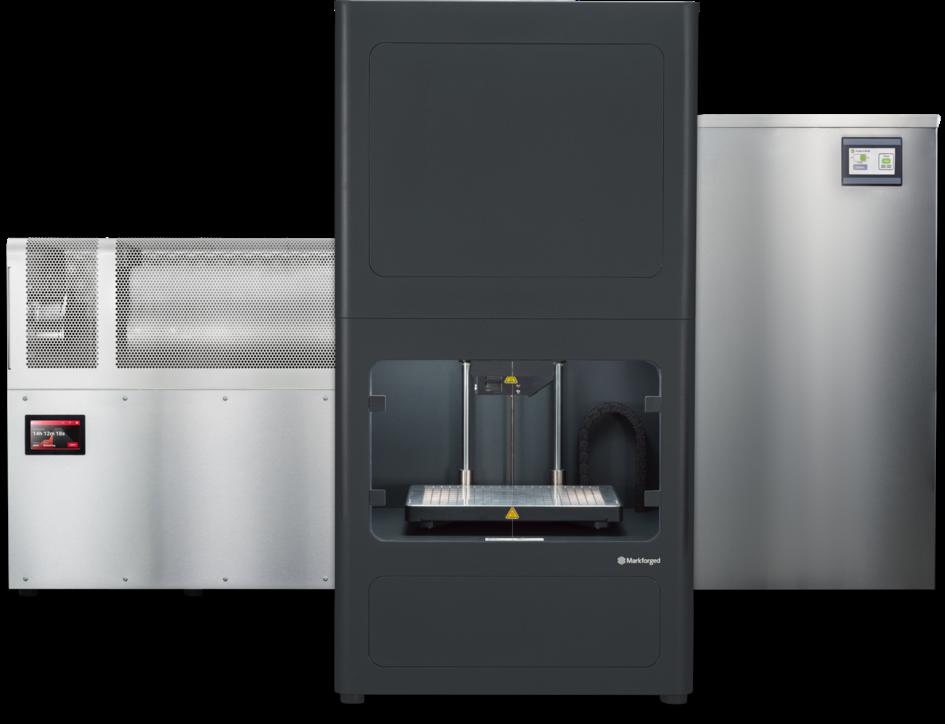 Markforged Metal X 金属3D打印机